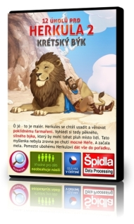 12 úkolů pro Herkula 2 - Býk z Kréty